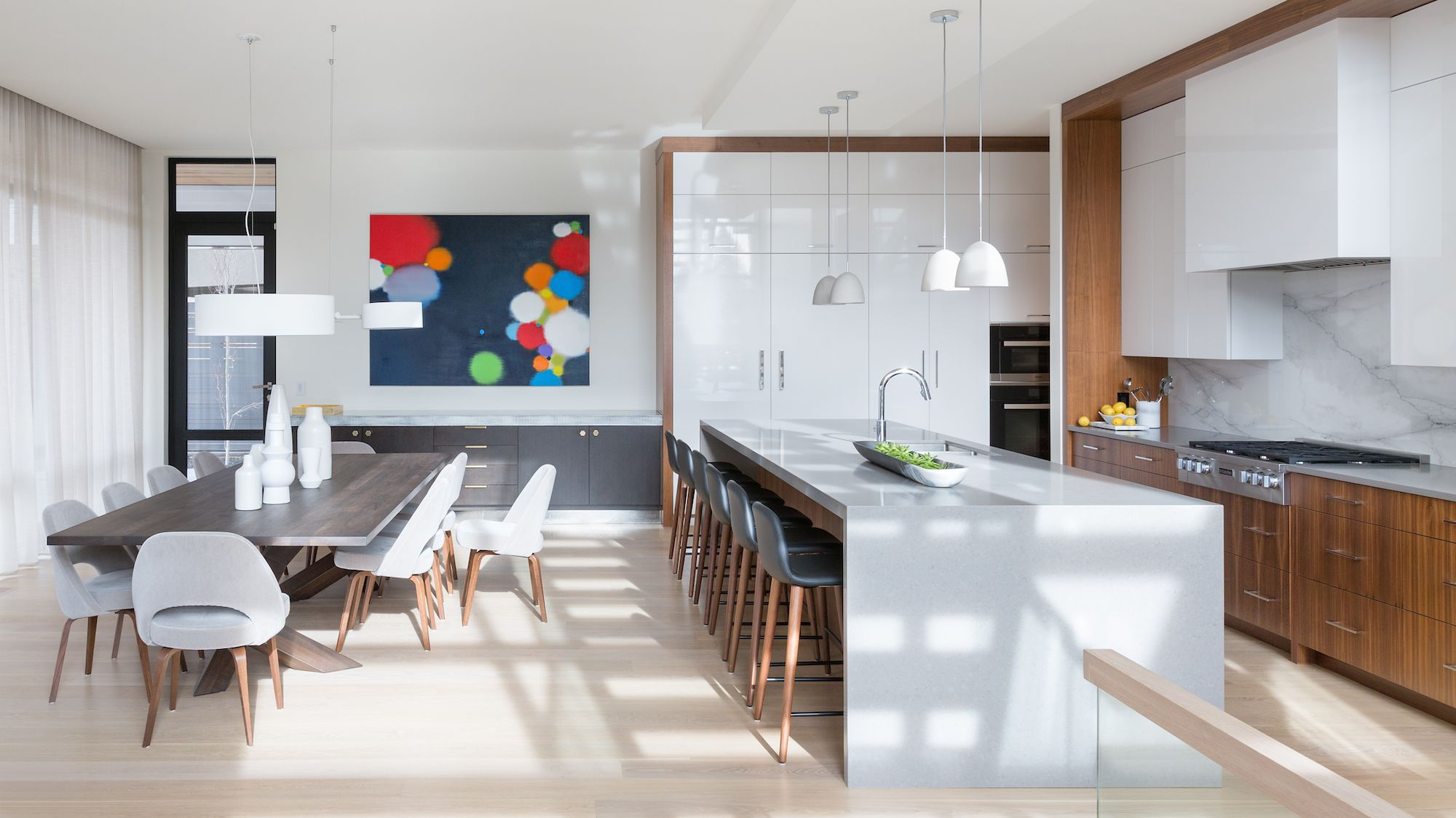 Modern Kitchen Home Of The Year Atelier Jacob Calgary Kitchen Design Modern Contemporary Modern Kitchen Rustic Kitchen Design