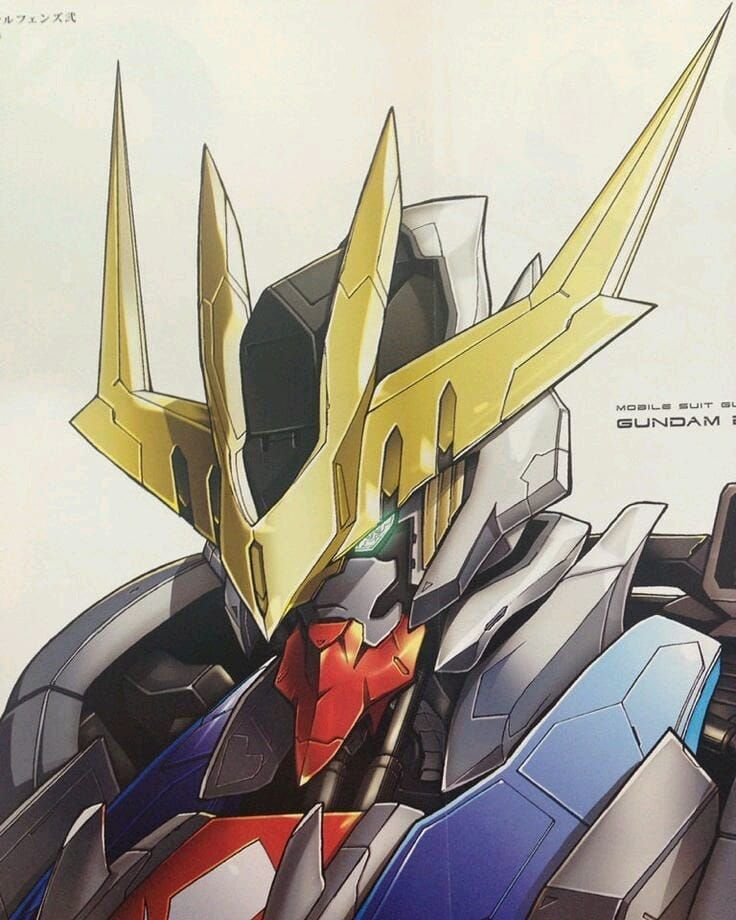 Gundam Barbatos Lupus Rex Picture Taken From Google Gundam Gundams Gunpla Gundamwallpaper Msgunda Gundam Art Gundam Iron Blooded Orphans Gundam Wallpapers