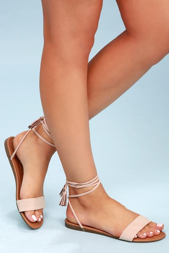 sandals, Lace up sandal heels
