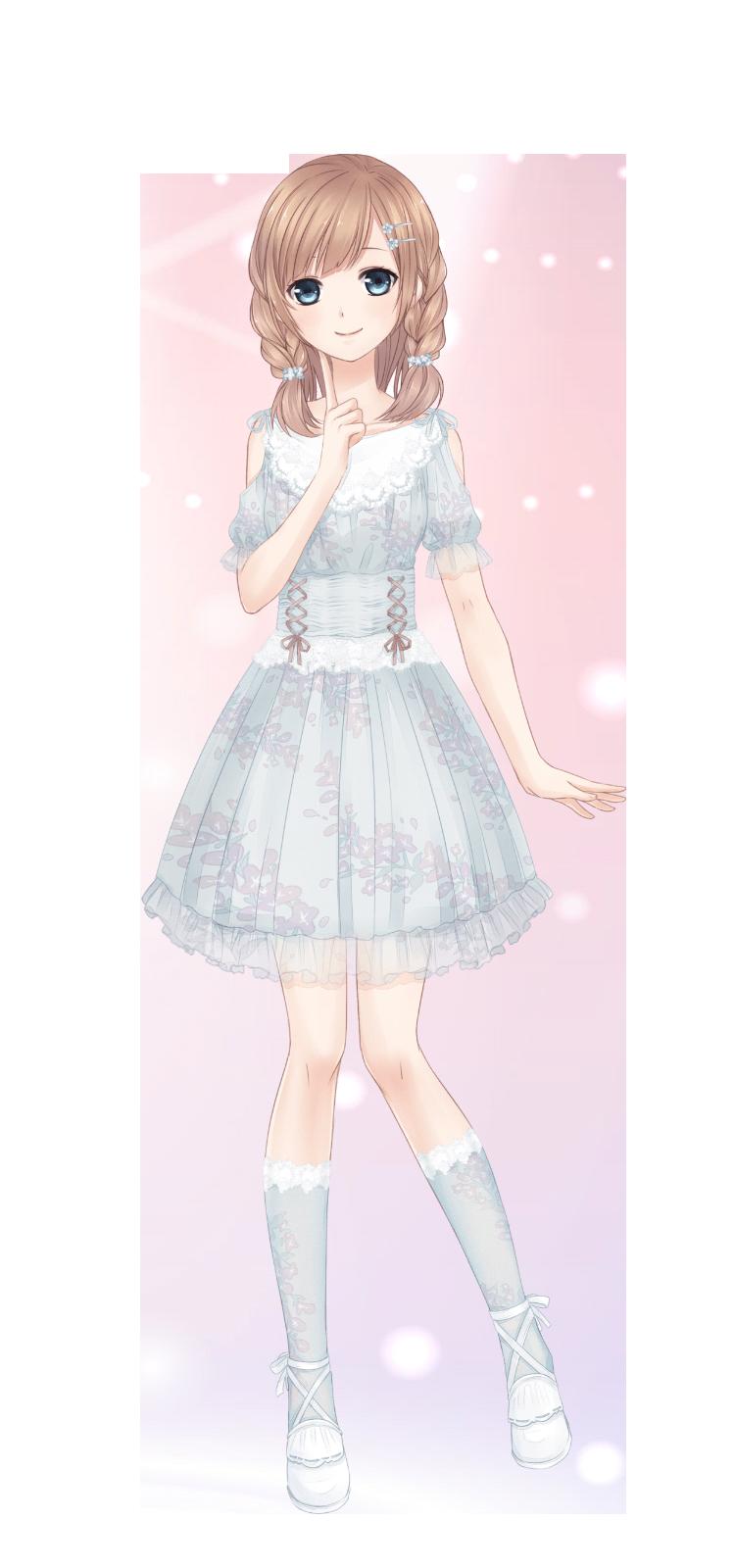Niños anime anime dolls anime art manga girl dream anime chibi