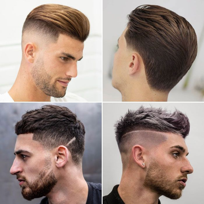 59 Best Fade Haircuts Cool Types Of Fades For Men 2020 Guide Best Fade Haircuts Fade Haircut Mens Haircuts Fade
