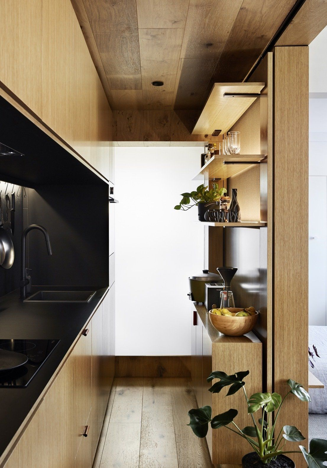 A Tiny Apartment Successfully Transformed Into An Amazing