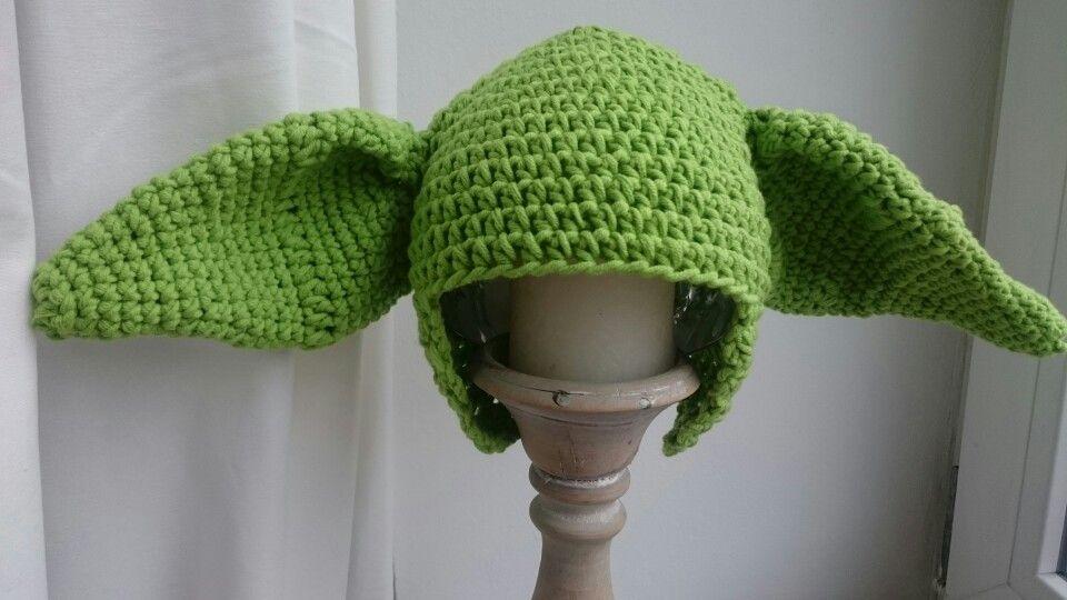 Yoda Mütze Für Sophie Lou Beschäftigungstherapie Pinterest