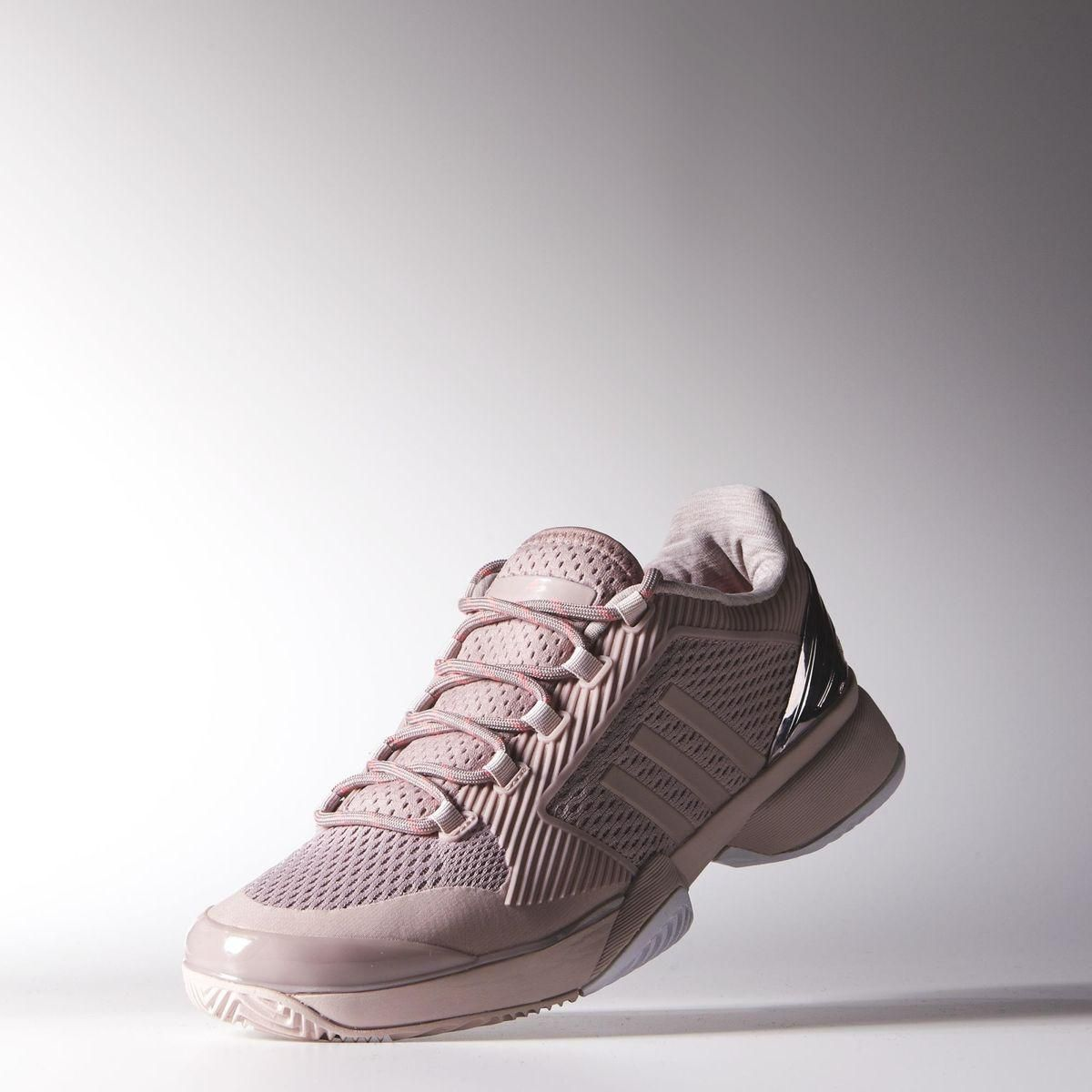 Adidas Womens Stella McCartney Barricade 2015 Tennis Shoes