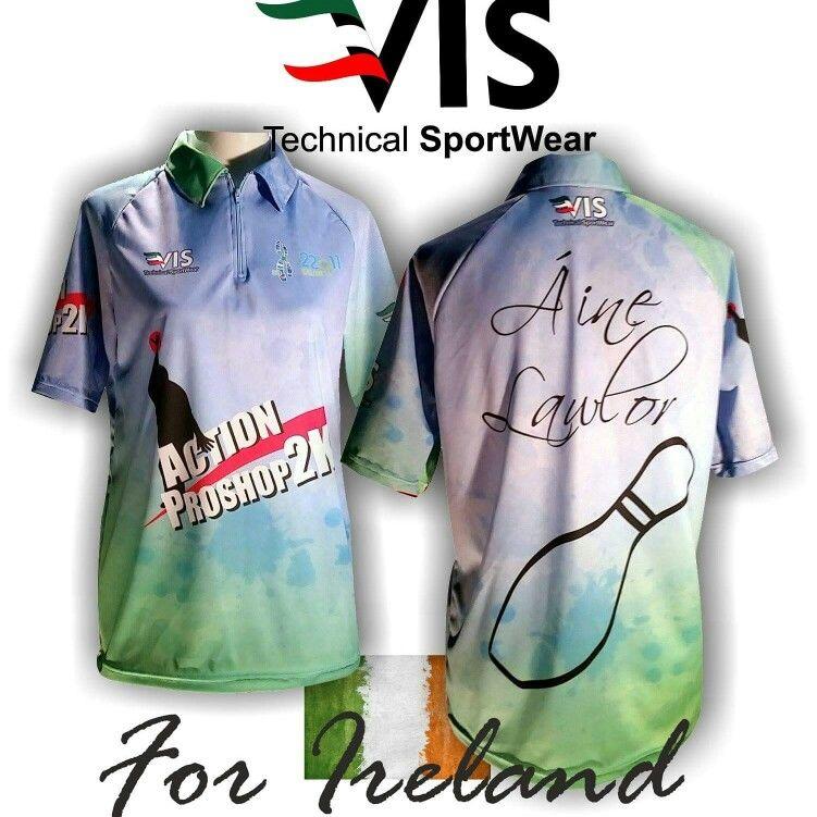 abbigliamento sportivo personalizzato VIS