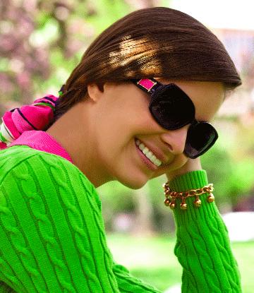 Preppy pink & green  #pretty #preppy #napoleonperdis
