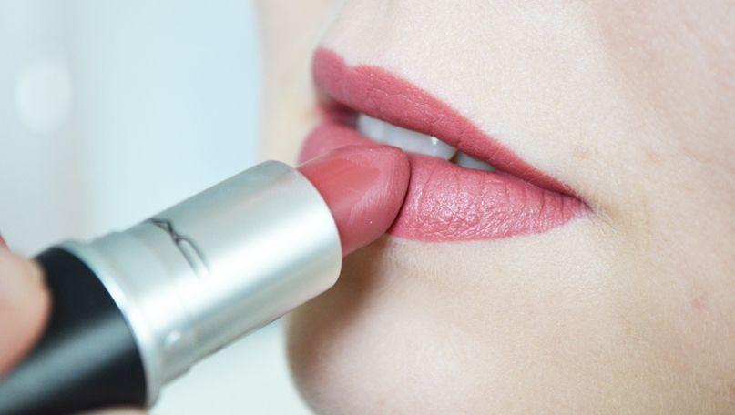 Twig de M.A.C, mon rouge à lèvres neutre du moment | Rouge à