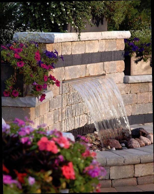 Landscape Gardening For Dummies   Outdoor water features ...