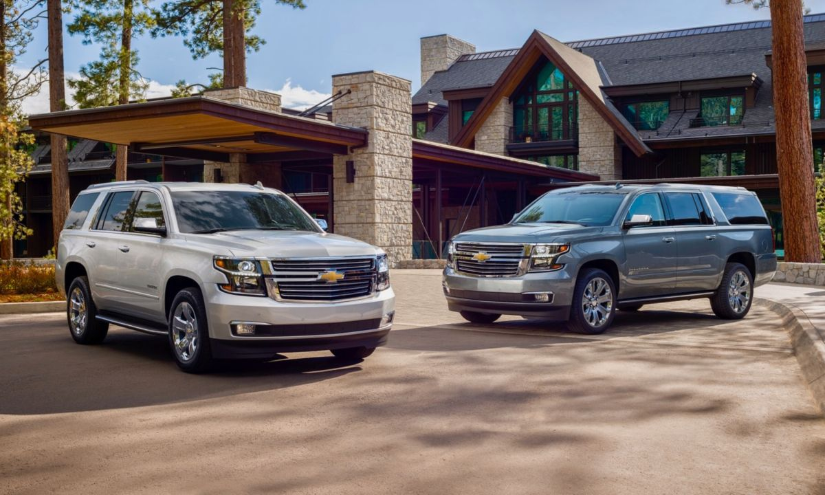 2019 Chevy Tahoe Suburban Get Premier Plus Special Edition Http