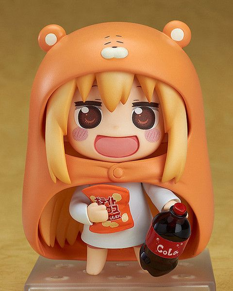 Umaru (Re-Run) Himouto! Umaru-chan Nendoroid Figure