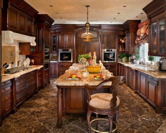 Kitchen Design U Shaped With Island stunning u shaped kitchen layout for small kitchen: elegant