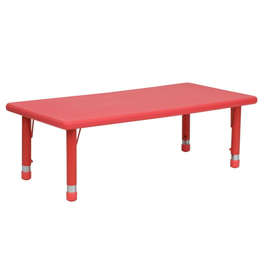 Carnegy Avenue Red Kids Table Kids Table Chairs Kids Play