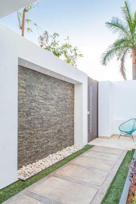 Rea exterior mac terrazas de estilo por s2 arquitectos - Decoracion muros exteriores ...