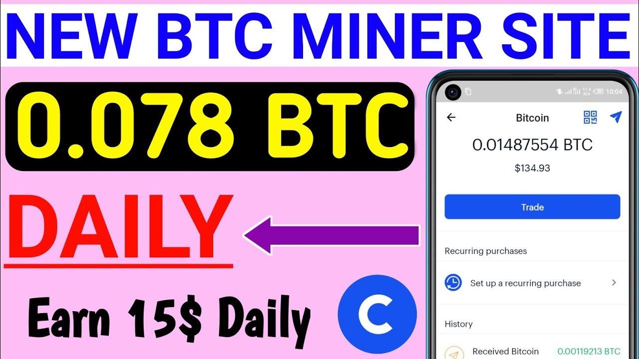 Free Btc Miner Site New Btc Mining Site New Earning Site 2020 Online Earning Websites Link Link In 1st Comment Online Earning Sites Btc Miner Earnings