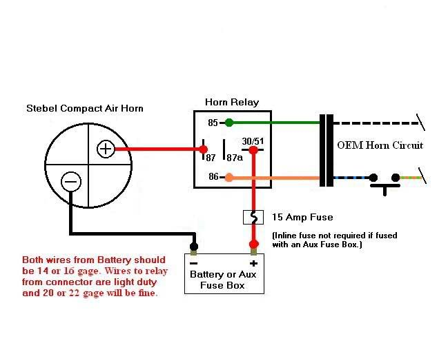 wolo horn wiring diagram willys jeep do i really need a relay for a after market horn  willys jeep do i really need a relay