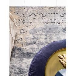 Photo of benuta Classic Teppich Yara Beige/Blau 80×150 cm – Vintage Teppich im Used-Lookbenuta.de