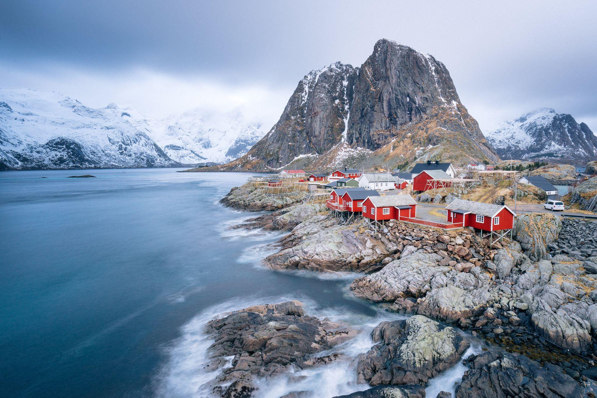 Australien Norwegen