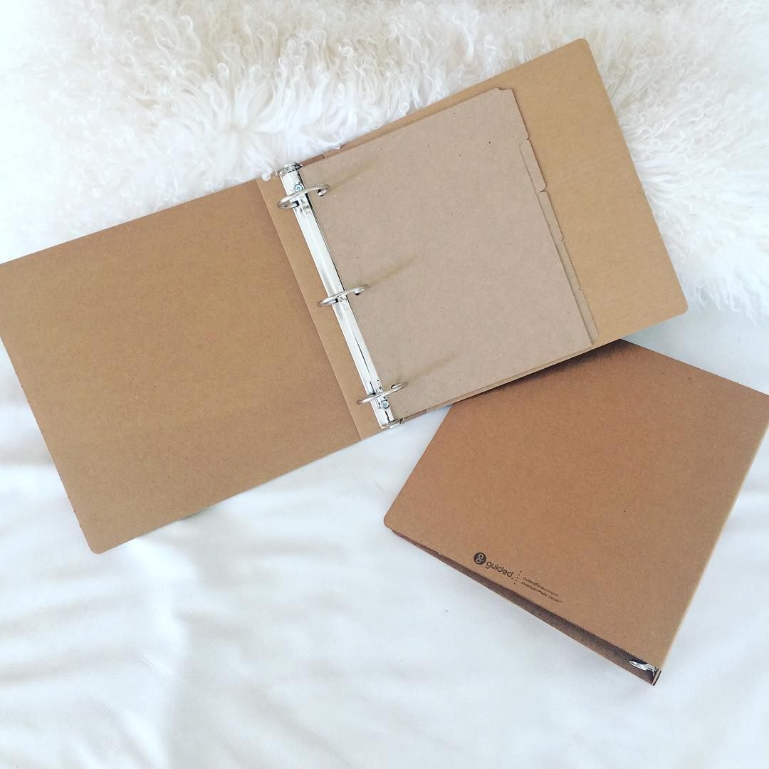 """""""Love The @guidedmade Binders (avail. In My Store). The"""