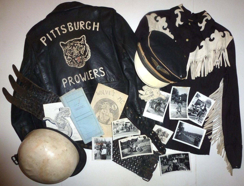 buco leather motorcycle jacket harley triumph rockabilly bosozoku