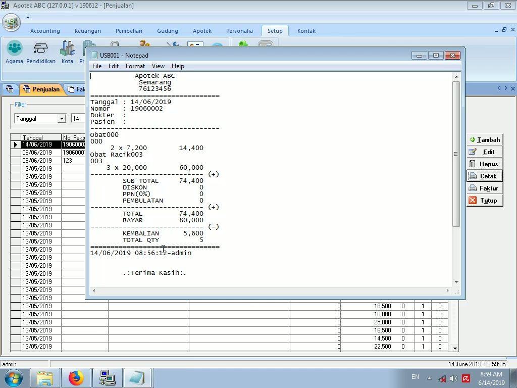 Tutorial Pembayaran Hutang Supplier Dengan Cek Giro Pada Software Pabrik Gratis Periodic Table Free Software