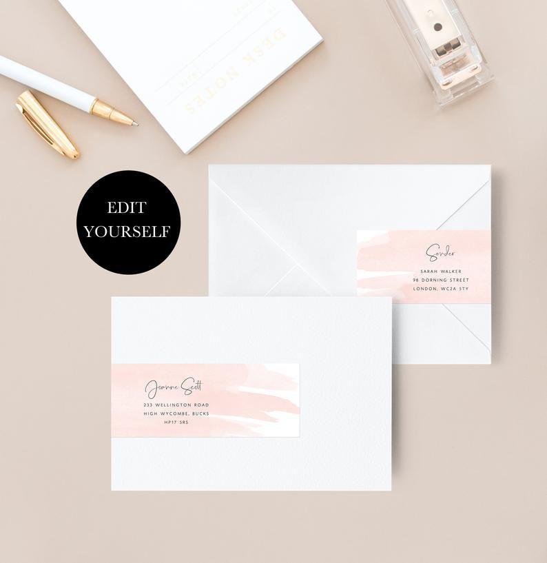 Envelope Wrap Around Labels Envelope Wrap Label Envelope Wraps Return Address Label Custom Address L Custom Address Labels Custom Labels Address Label Template