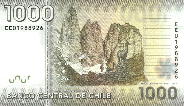 Mata Wang Chile 1 000 Pesos Nama Mata Wang Chilean Peso Kod Iso 4217 Clp Chile Bank Notes No Credit Check Loans
