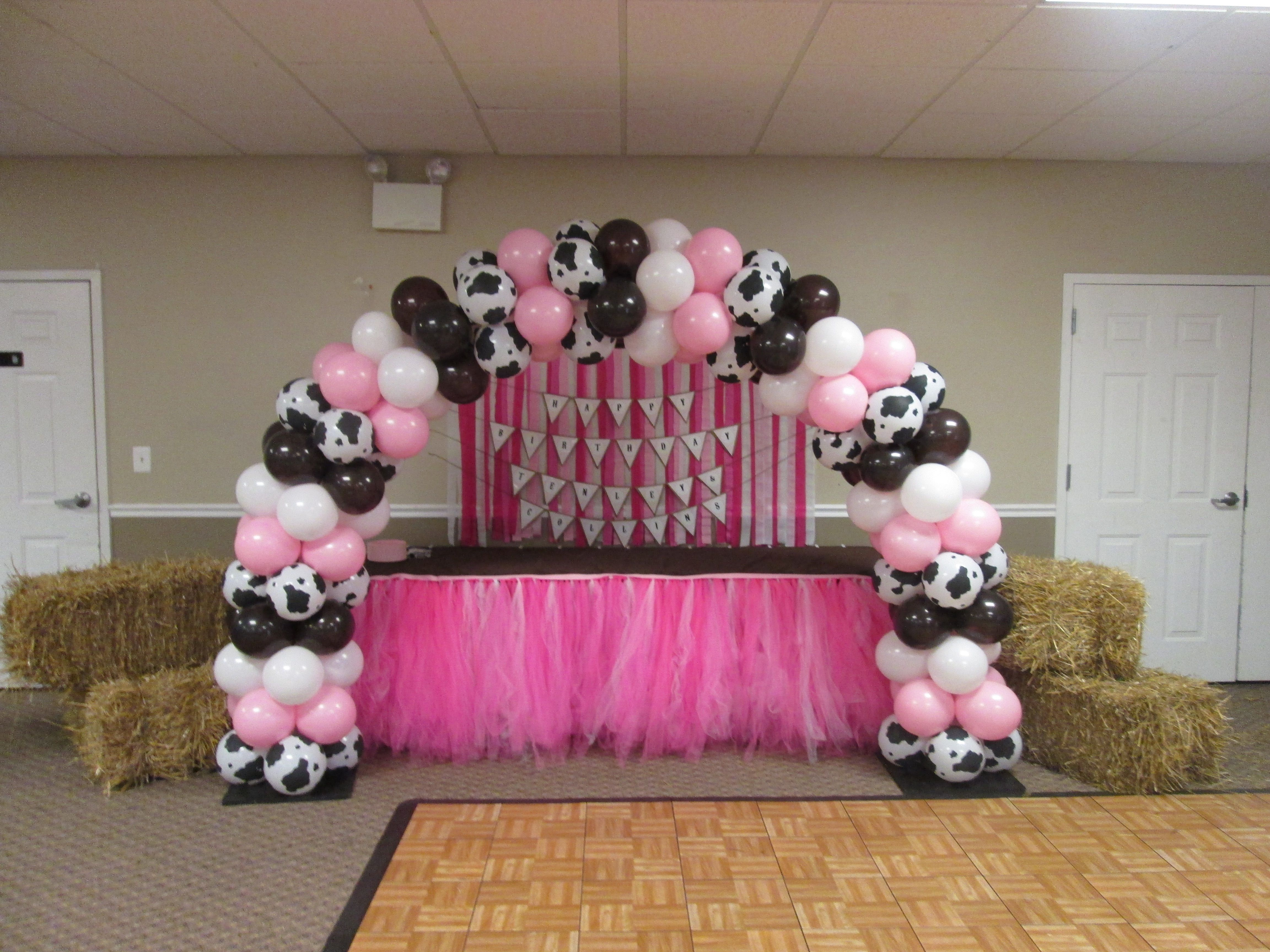Cowgirl Birthday Decorations Minnie Cowgirl Inspired Birthday Party Ideas Photo Booth Props