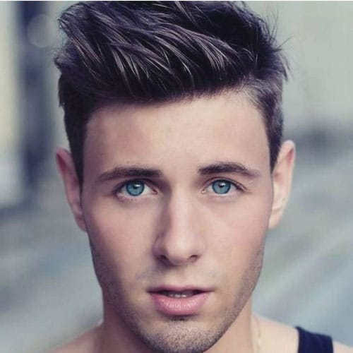 Men S Hairstyles For Oval Faces Men S Hairstyles Haircuts 2020 In 2020 Oval Face Men Oval Face Haircuts Oval Face Hairstyles