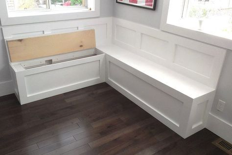 Bench Seating For Kitchen Table