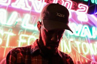 """The Decades Shoot Neon-Filled Fall/Winter 2015 """"Late Night"""" Lookbook 