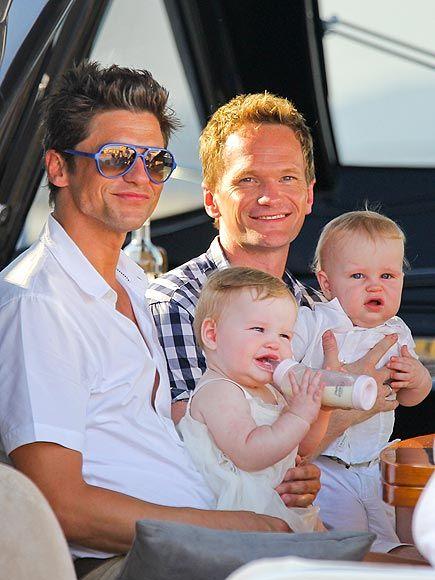 Ben Affleck, Brad Pitt, Hugh Jackman: Hot Hollywood Dads ...