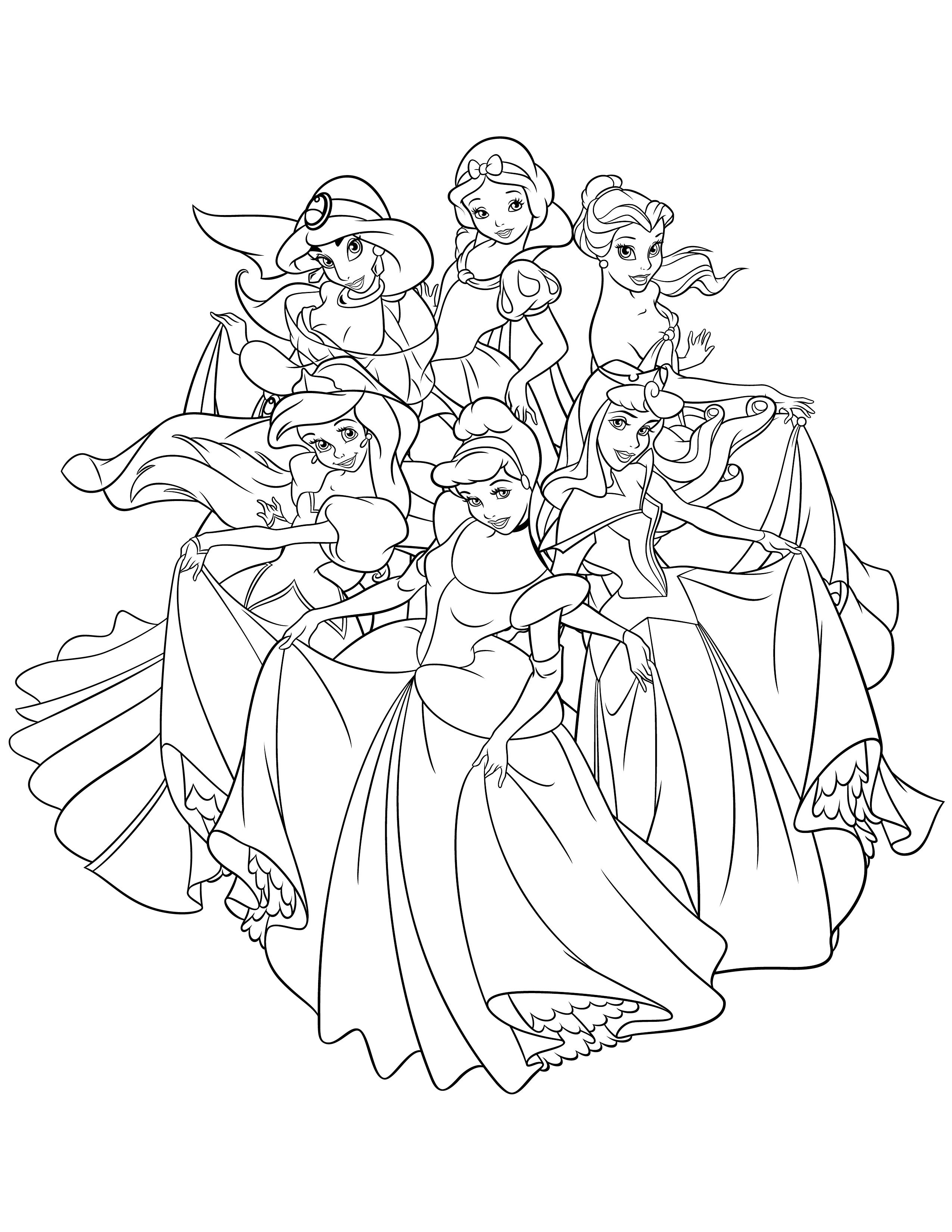 Épinglé sur Disney Princesses