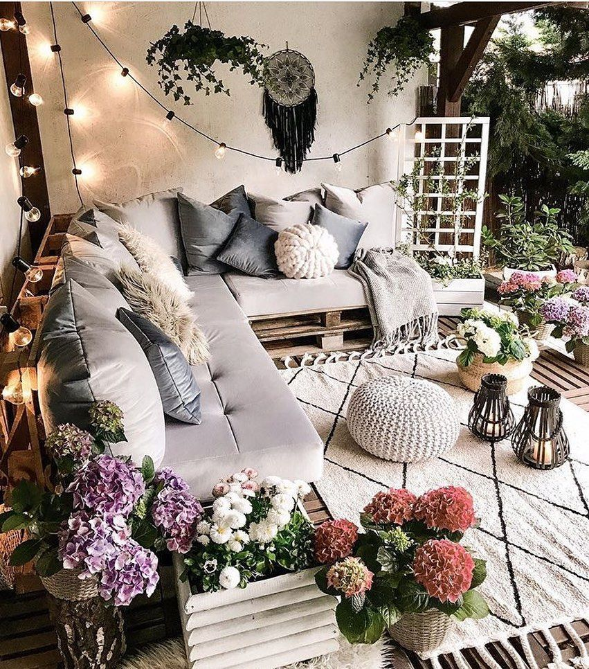 Photo of Super Cozy Outdoor Spaces You'll Love – Wonder Forest