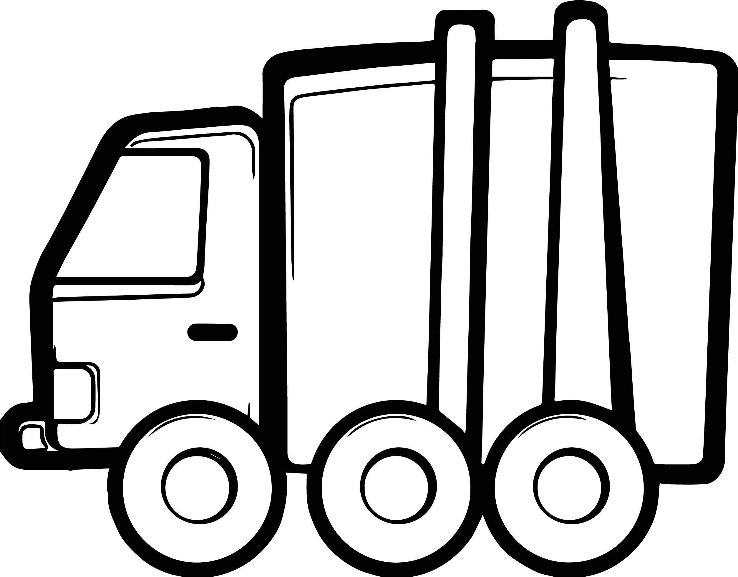 Nice Toy Truck Car Coloring Page Truck Coloring Pages Cars Coloring Pages Coloring Pages
