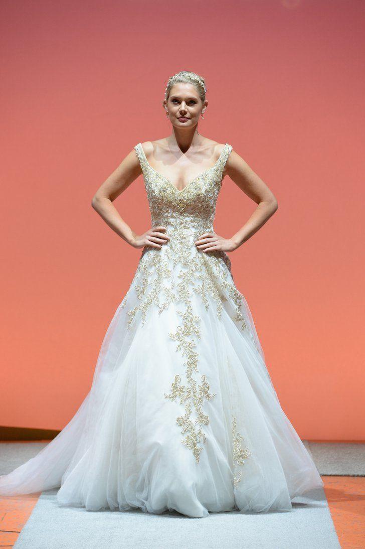 Disney Fairytale Weddings by Alfred Angelo   PopSugar, Fashion weeks ...