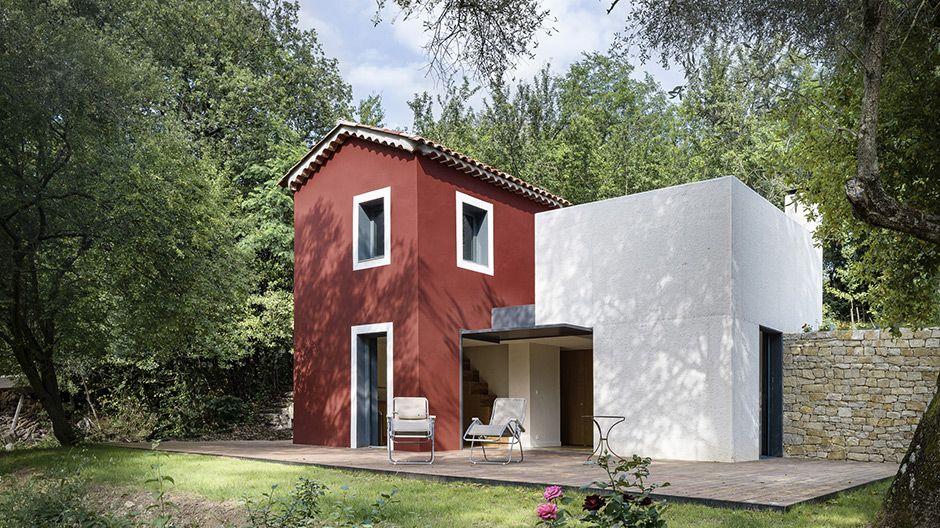 Rubinrote Wiederbelebung (mit Bildern) Alte hütte, Haus