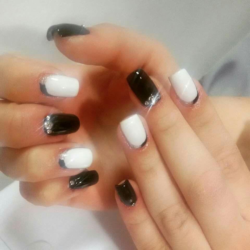 Bianco e nero particolari