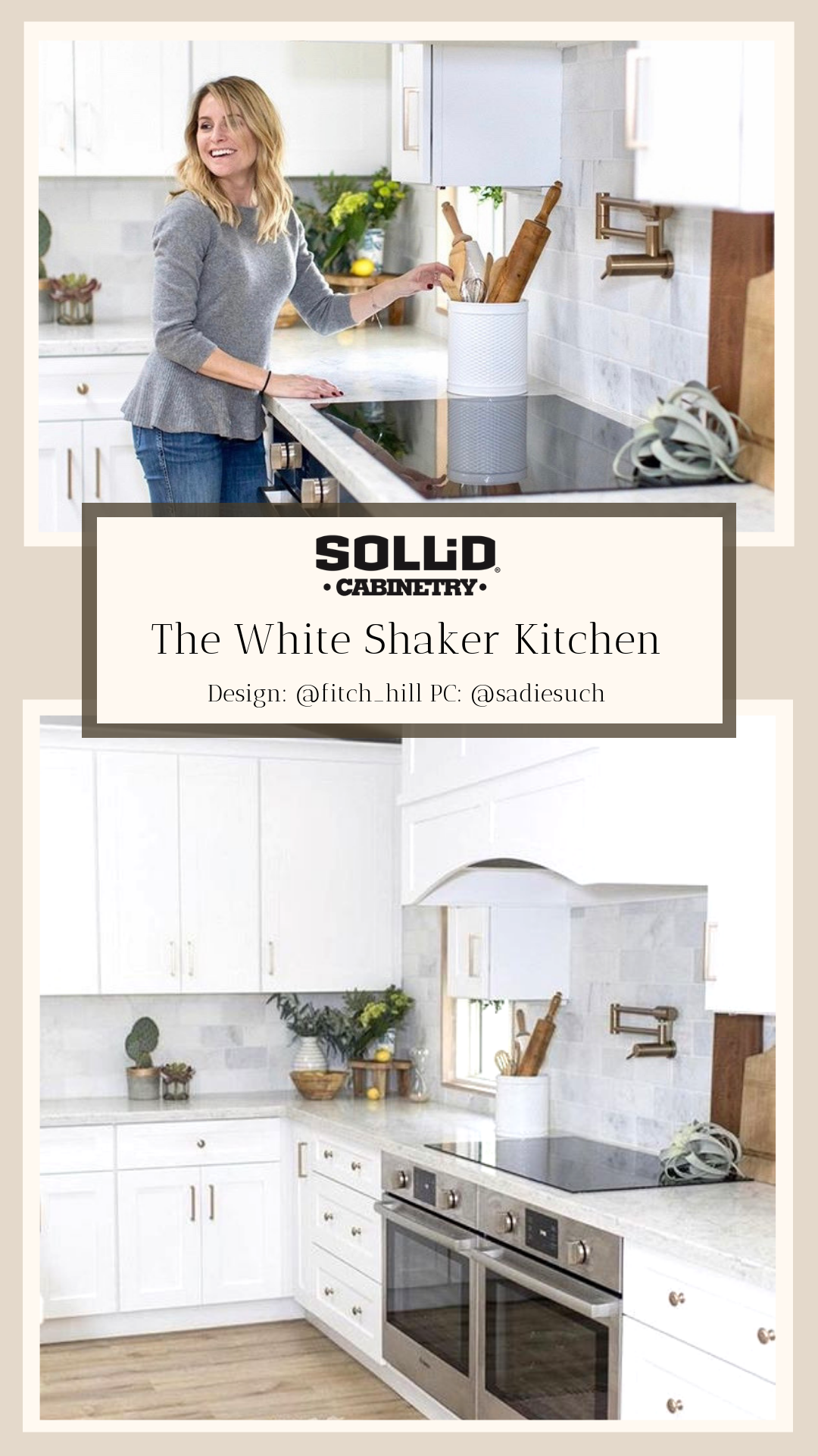 Happy Monday Who S Looking Forward To The Week Ahead We Sure Are This Gorgeous White Shaker Kitche White Shaker Kitchen Shaker Kitchen Design Kitchen Design