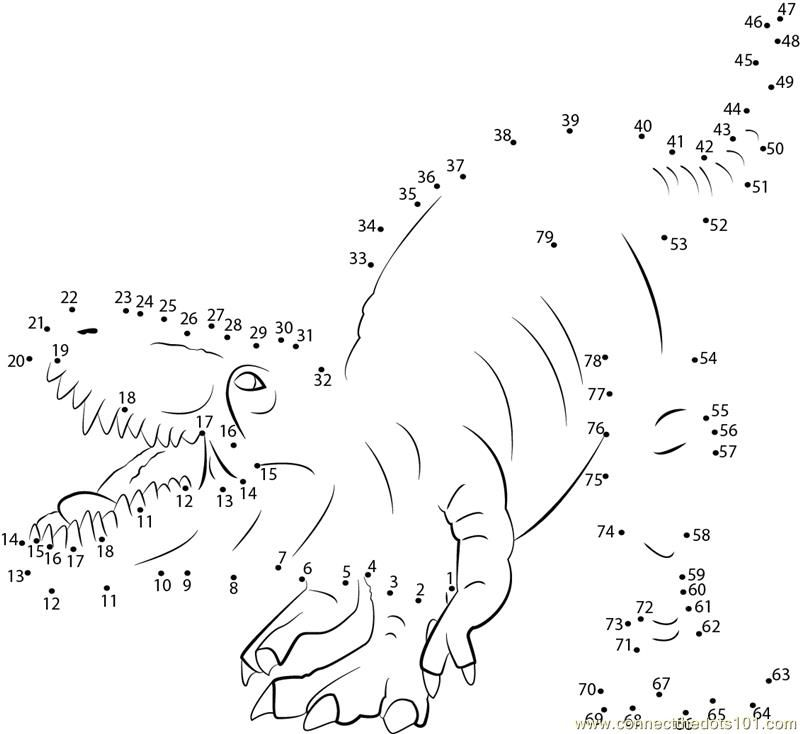 In This Article We Will Shortly Discuss And Share About Dinosaur Dot To Tracing Activities That You Can Save Print For Free Educational Purpose