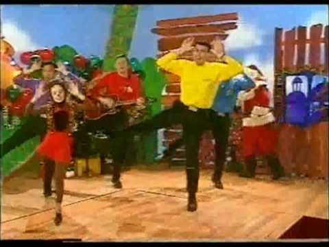 The Wiggles - Rudolf the Red Nose Reindeer