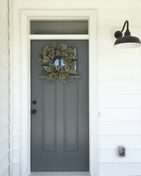 Colors For Your Modern Front Doors images