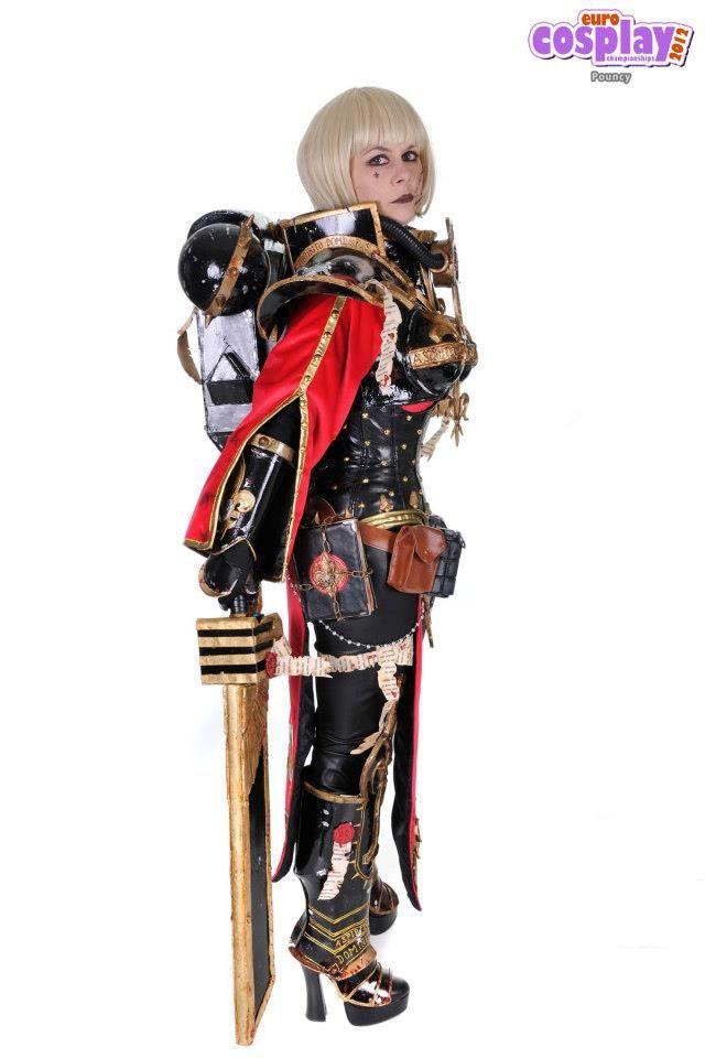 #Okkido #Ildiko #Cosplay #Orchid #Gamer #Gaming #Freak #Costumes #Warhammer #Warhammer40k #Althemy #Craft #Alternative #Adeptasororitas #Greek #Epic #Artist #Fantasy #Adepta #Sororitas #Sister #Ophelia #Blond okkidocosplay.althemy.com