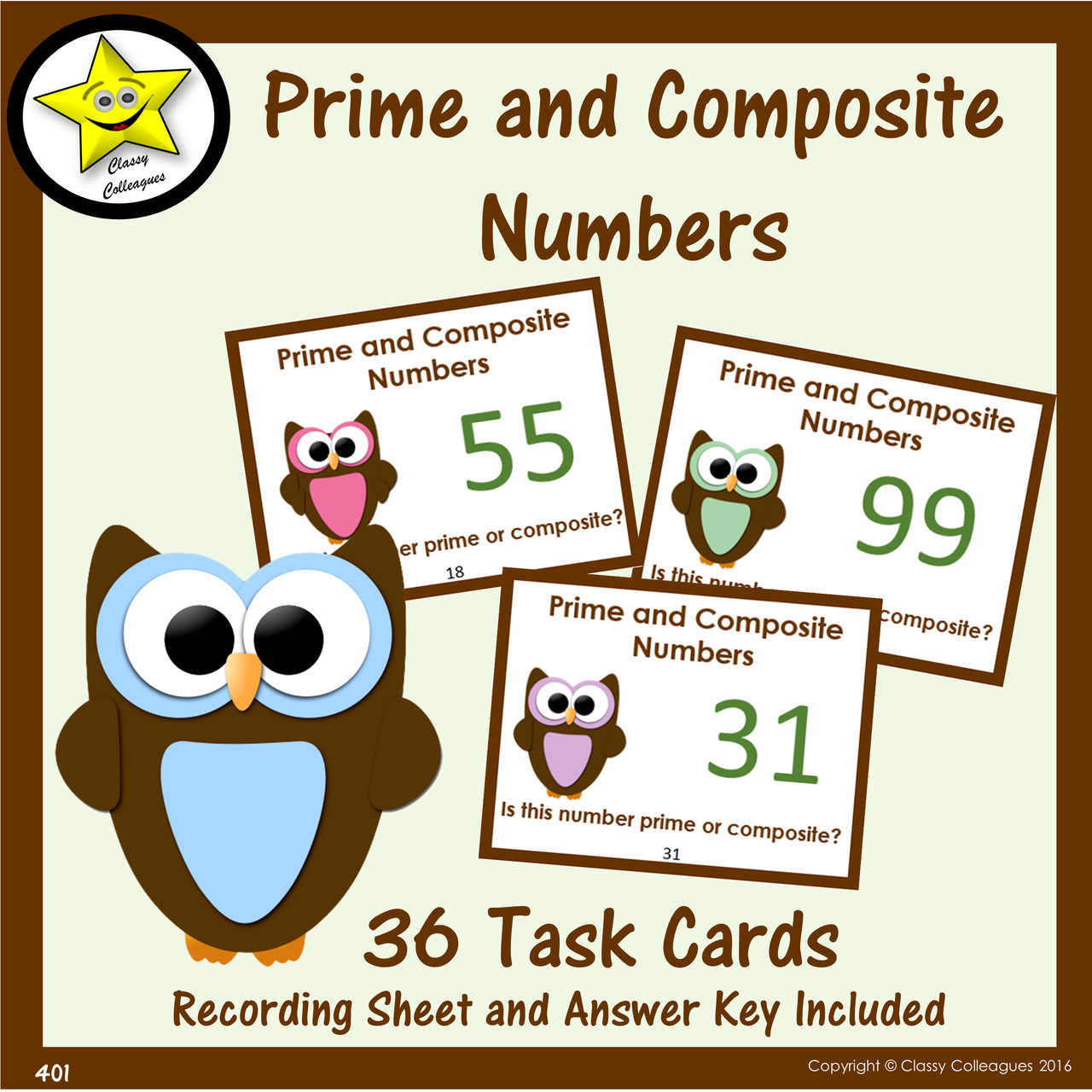 Prime And Composite Numbers With Images
