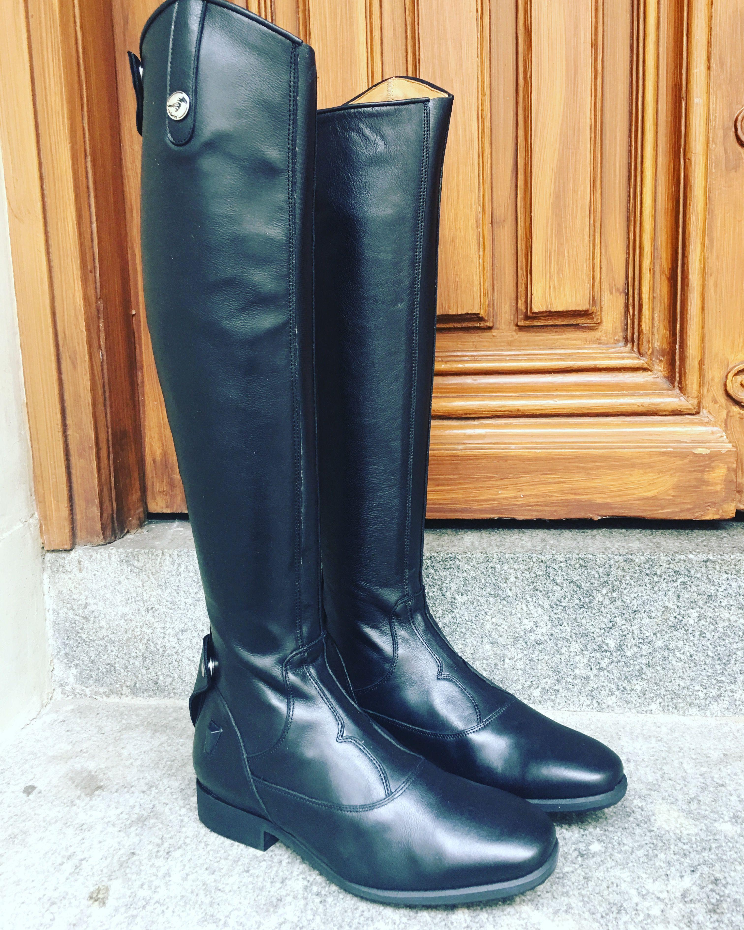 Pin tillagd av Amazona Sueca på Celeris Long Boots | Ridstövlar