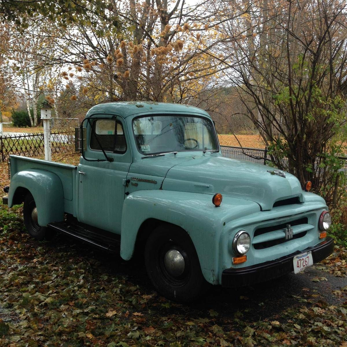 1954 international r110 r 110 pick up truck for sale 4900 00 1784941 hemmings motor