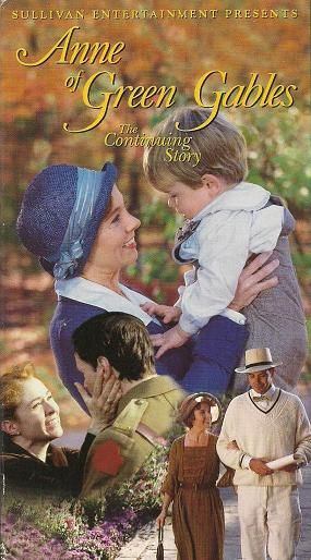 Anne Of Green Gables The Continuing Story Starring Megan Follows