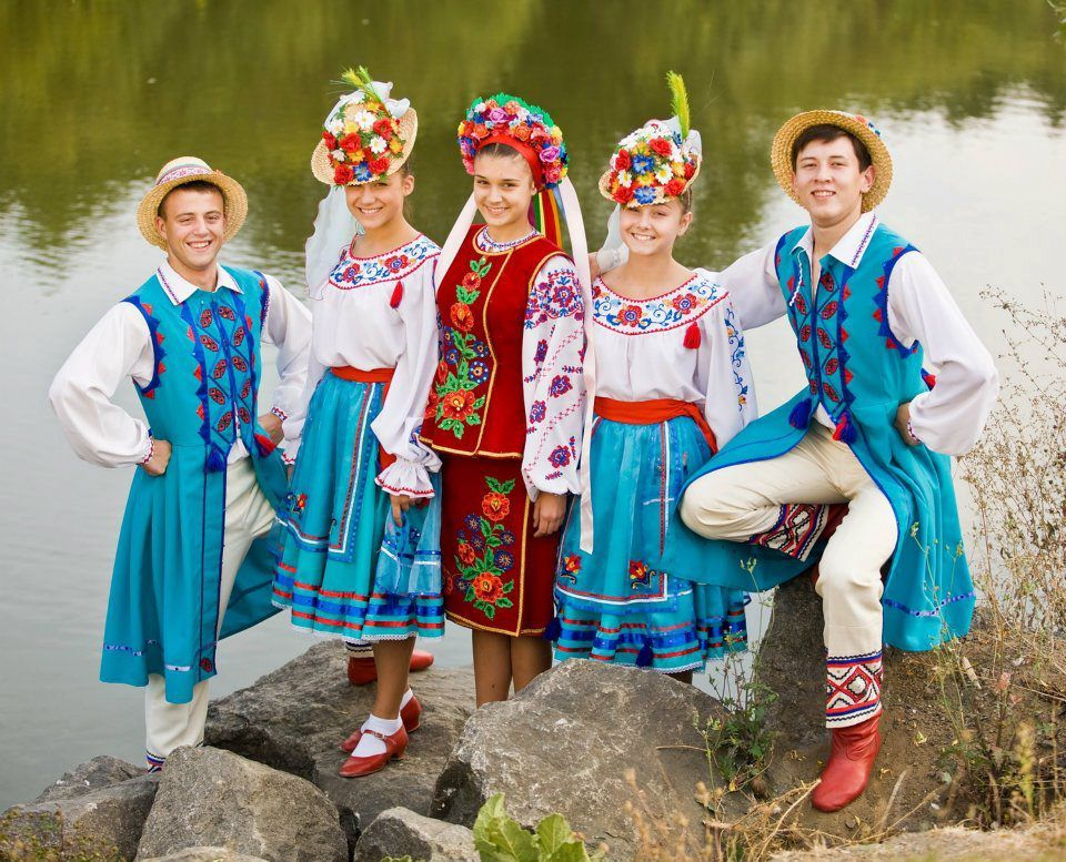Картинка украина одежда