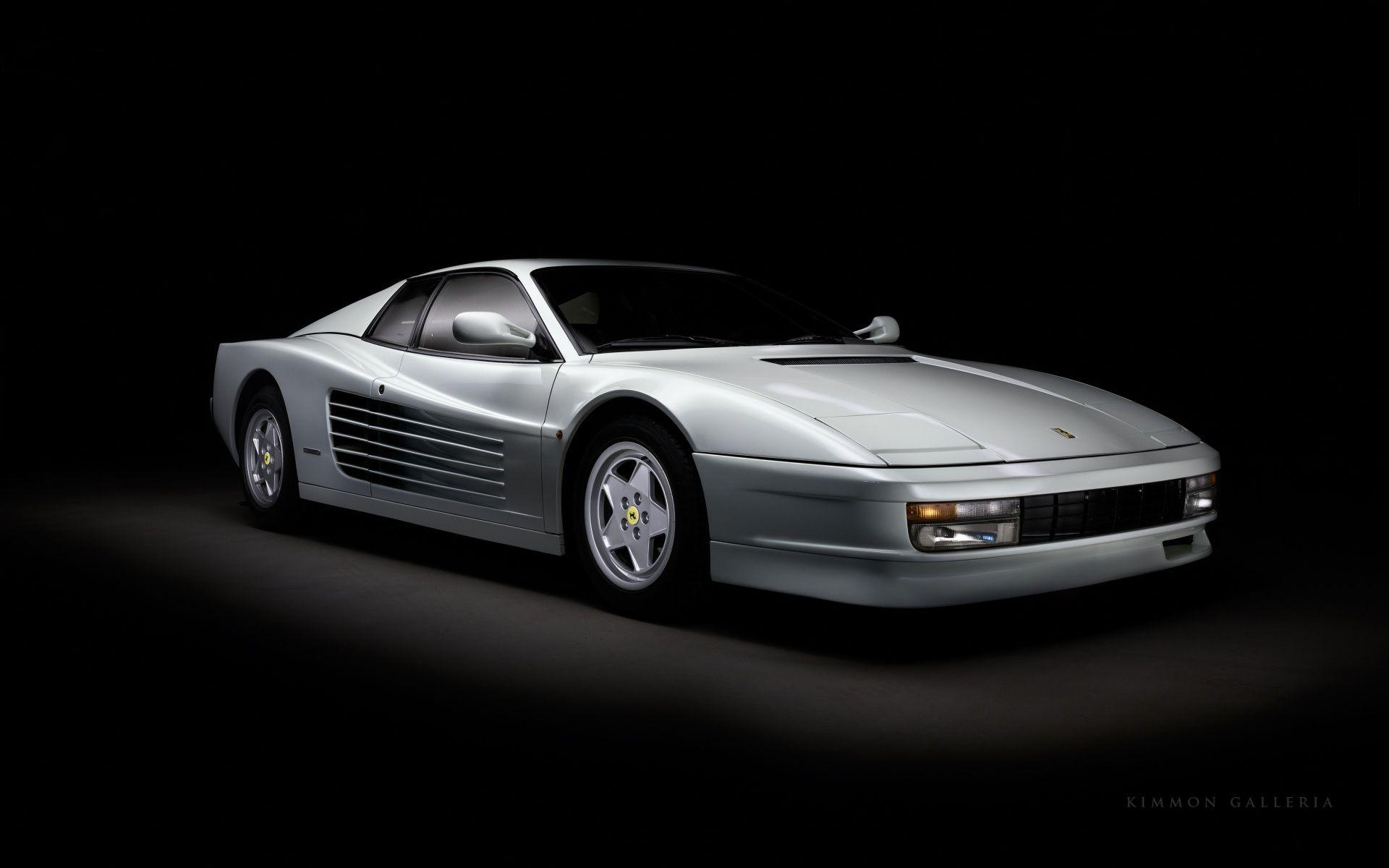 1990 Ferrari Testarossa Classic Driver Market Lexus Cars