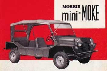 The Unique Mini Moke