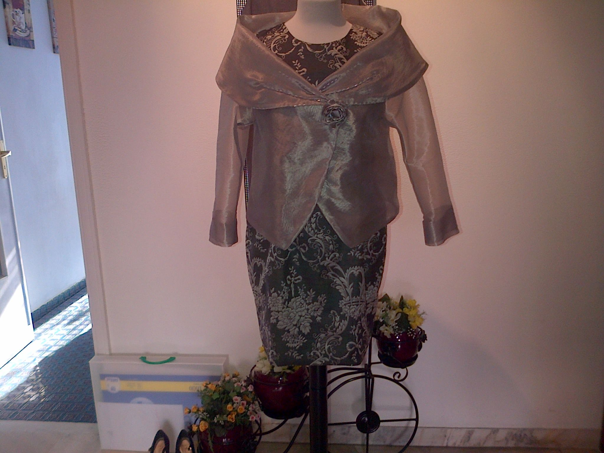 Giacca in Organza